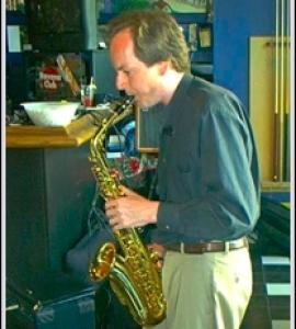 Roy Styffe – Jazz saxophonist